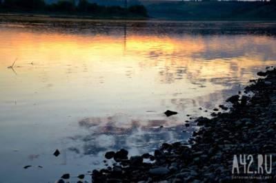 В Кузбассе в реке утонула 40-летняя женщина
