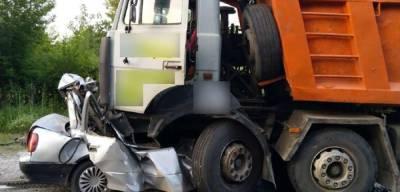 На Полтавщине в ужасном ДТП погибли четыре человека