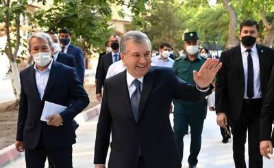 График президента: Мирзиёеву на этой неделе презентуют новые стройки в Ташкенте