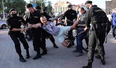 В Белоруссии возбуждено более 4 тысяч «протестных» уголовных дел