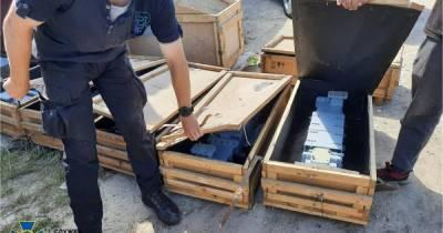 Контрразведка СБУ пресекла попытку вывоза из страны деталей к зенитно-ракетным комплексам (фото)