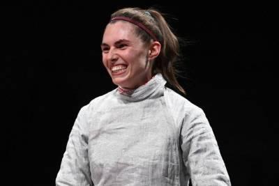 Как Позднякова стала олимпийской чемпионкой: золотой укол россиянки. ВИДЕО