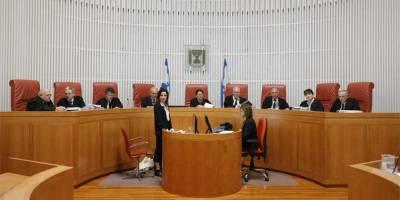 БАГАЦ рассматривает апелляцию советников Нетаниягу