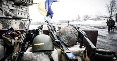 Год режима прекращения огня. В ТКГ назвали количество погибших и раненых военных