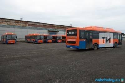 «КАМАЗ» поставит для Набережных Челнов новые автобусы большой вместимости