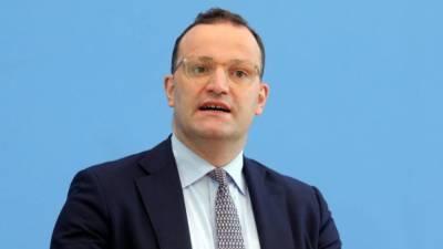 Министерство здравоохранения хочет ужесточить правила въезда в Германию
