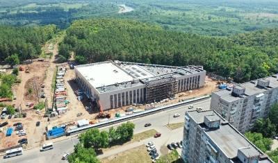 Глава Башкирии показал, как выглядит будущий Центр гимнастики в Уфе за 786 млн рублей