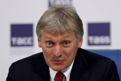 Песков оценил темпы вакцинации от коронавируса в России