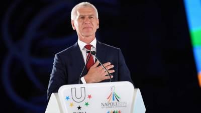 Министр спорта РФ Олег Матыцин оценил выступление Рылова и Колесникова на ОИ