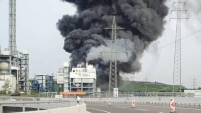 Bild: пять человек пропали без вести после взрыва в Леверкузене