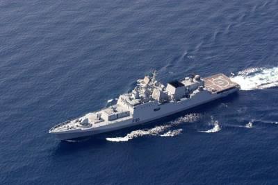 На фрегате «Табар» ВМС Индии отказались от российского комплекса РЭБ
