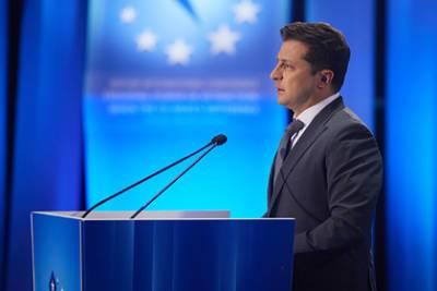 Названа доля готовых поддержать Зеленского на выборах украинцев