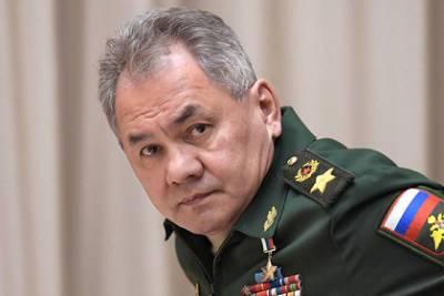 Шойгу встретился с представителем Минобороны Армении в Москве