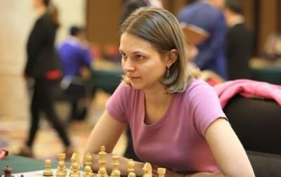 Анна Музычук вышла в полуфинал Кубка мира ФИДЕ