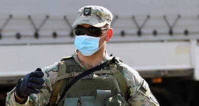 Минобороны Грузии обеспечит вакцинацию членов семей военнослужащих