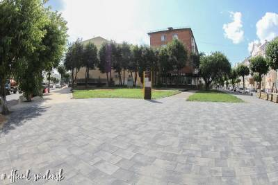 Ремонт центральных улиц Смоленска обещают завершить досрочно