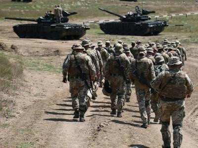 В зоне проведения ООС от COVID-19 полностью вакцинированы более 35 тыс. украинских военных