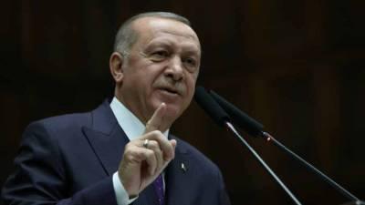 Турция рассчитывает к 2023 году наладить добычу газа в Черном море — Эрдоган