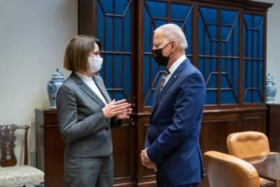 Тихановская встретилась с Байденом в США: о чем говорили