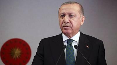 Эрдоган заявил, что Турция рассчитывает к 2023 году наладить добычу газа в Черном море