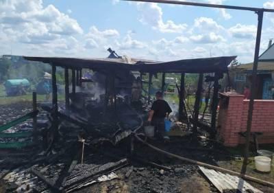 Получивший ожоги 90% тела житель Башкирии скончался в больнице