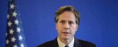 Блинкен обсудил с главой ВОЗ исследование происхождения коронавируса