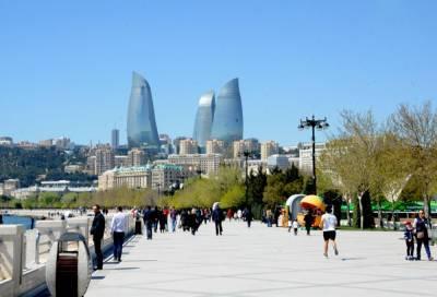 Азербайджан в I полугодии посетили до 132 тыс. иностранцев