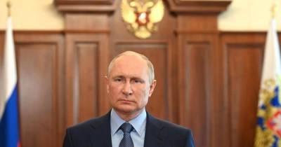 Путин назвал недопустимым наличие в РФ школ в аварийном состоянии