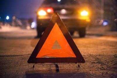 В Брянске автоледи на Nissan Tiida сбила 45-летнюю женщину-пешехода