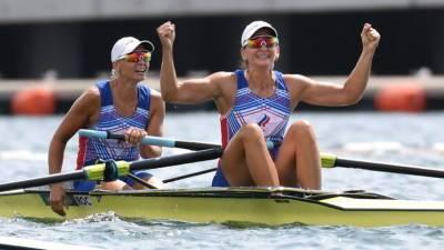 Матыцин поздравил Орябинскую, Степанову и Колесникова с завоеванием олимпийских наград