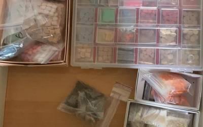 СБУ заблокировала канал сбыта экстази и кокаина