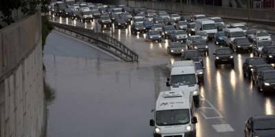 ДТП на юге Израиля: восемь пострадавших, один в критическом состоянии