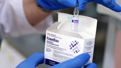 В Набережные Челны поступит 100 доз вакцины «КовиВак»