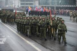В Литве военные попались на краже сухпайков у американских солдат