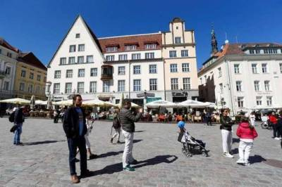 Эстония разрешила въезд полностью вакцинированным украинским туристам