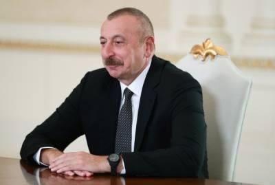 Ильхам Алиев призвал США установить мир между Азербайджаном и Арменией