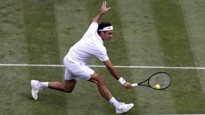 Федерер победил Норри и в 18-й раз в карьере вышел в 1/8 финала Уимблдона