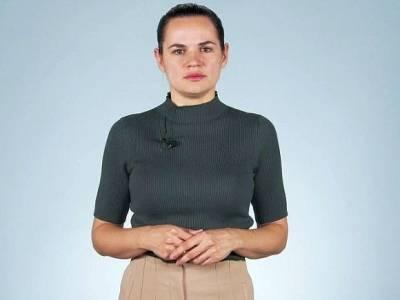 Тихановская заявила, что на встрече с Байденом обсуждала Белоруссию, а не Путина