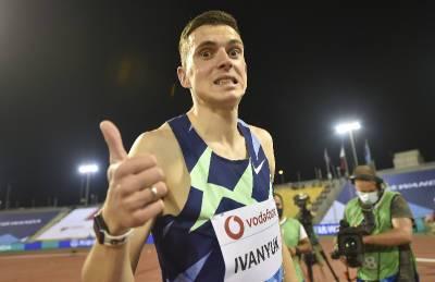 «Идем дальше!» Смоленский спортсмен Илья Иванюк преодолел квалификацию Олимпиады в Токио
