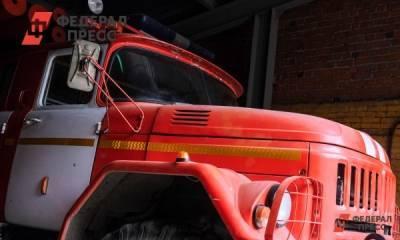 В Хакасии полицейские задержали мужчину, пытавшегося спалить мобильный пункт вакцинации