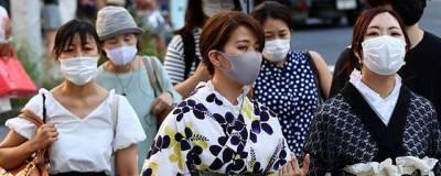 В столице Олимпийских игр Токио продлили режим ЧС из-за COVID-19