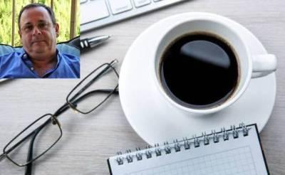 Арахамия и мозги, свечка маршала Уигстона, ужасы Саакашвили: утреннний кофе с EADaily