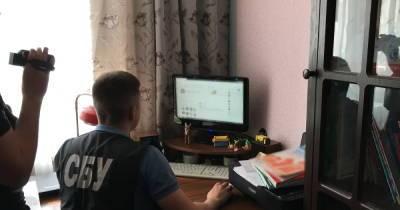 СБУ раскрыла сеть интернет-агитаторов, работавших в интересах России (ФОТО)
