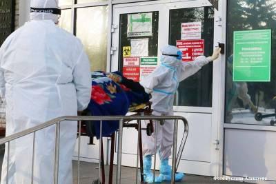 В Курганской области за сутки скончались 5 заболевших коронавирусом