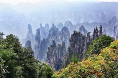 В Китае из-за коронавируса прекратил работу «парк Аватар»