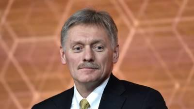 В Кремле оценили возможность размещения ВС России в Белоруссии