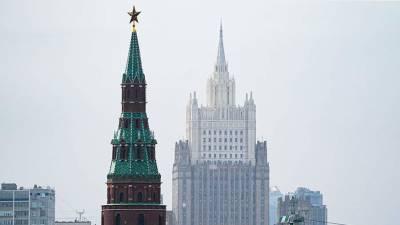 В Кремле оценили встречу Тихановской и Байдена