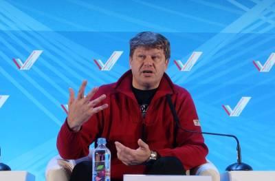 Дмитрий Губерниев жестко ответил на слова гребчихи из США о российских олимпийцах