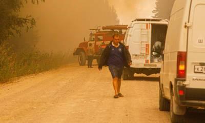 В одном из районов Карелии отменили режим ЧС, введенный из-за пожаров
