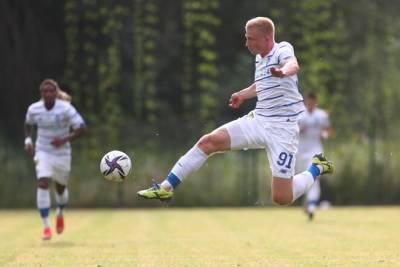 Динамо огласило заявку на сезон в УПЛ